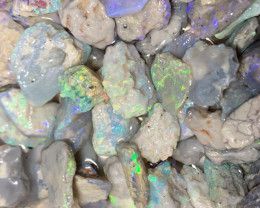 500 CTs of Beautiful Solid/Natural Lightning Ridge Opals, #905