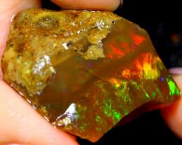 30ct Ethiopian Crystal Rough Specimen Rough / KC105
