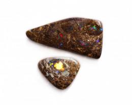 11CT Boulder Opal [CS06]