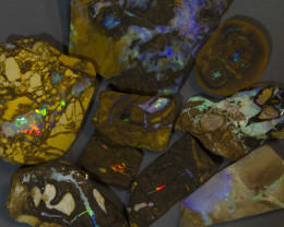 265 CTS OF GEM BEAUTIFUL BOULDER OPAL