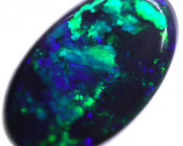1.05 CTS BLACK OPAL STONE -LIGHTNING RIDGE- [LRO656]