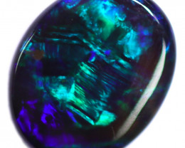 1.24 CTS BLACK OPAL STONE -LIGHTNING RIDGE- [LRO670]