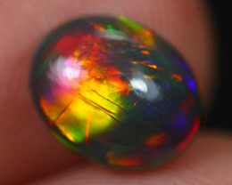 1.57Ct Bright Color Play Ethiopian Welo Opal ER22