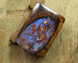 21cts, BOULDER PIPE OPAL~WHOLESALE