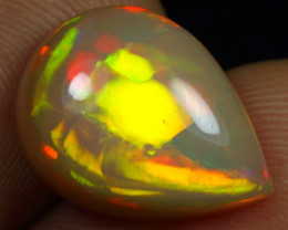 5.30cts Huge 3D Flagstone Pattern Natural Ethiopian Welo Opal