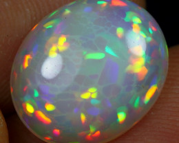 Top Class 3.80cts Cell Honeycomb Natural Ethiopian Welo Opal
