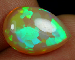5.25cts 2 Sided 3D Puzzle Pattern Natural Ethiopian Welo Opal