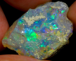 14cts Ethiopian Welo Rough Opal HJ217