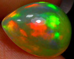 3.55cts  Ethiopian Welo Fully Polished Solid Opal / HJ114