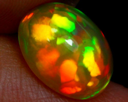 2.72cts  Ethiopian Welo Fully Polished Solid Opal / HJ94