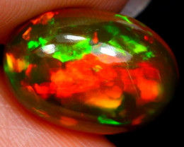 2.98cts  Ethiopian Welo Fully Polished Solid Opal / HJ99