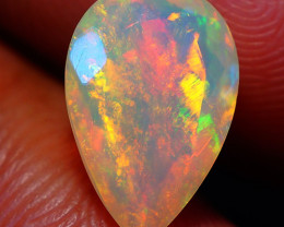 2.00 CT  12X8 MM Top Quality Welo  Ethiopian Faceted Opal-EF84