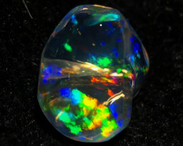 Transparent Mexican 1.840ct Crystal Opal (OM)