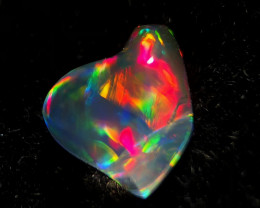 GEM Mexican 1.180ct Crystal Opal (OM)