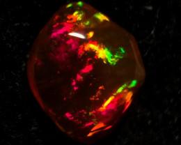 GEM Fire - Mexican 1.565ct Crystal Opal (OM)