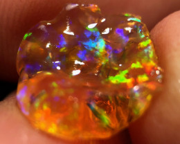 Mexican 5.665ct Rough Opal (OM)