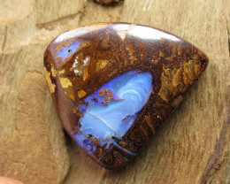 33cts, BOULDER PIPE OPAL~WHOLESALE