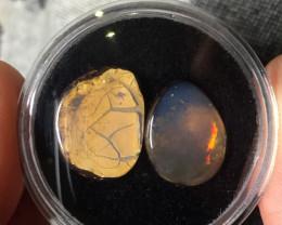 13,9 cts - Yowah nuts opal - BT164