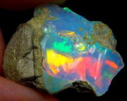 10cts Ethiopian Welo Rough Opal HJ317