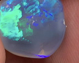 TOP NOBBY CHINESE; 5.2 CTs of Beautiful Lightning Ridge Nobby Opal, #981