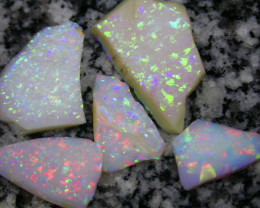 50 ct HIGH QUALITY BRAZILIAN CRYSTAL OPAL ROUGH CLEAN AND NO CRACKS OR SAN