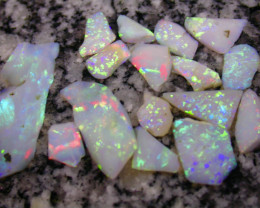 50.7ct HIGH QUALITY BRAZILIAN  OPAL ROUGH CLEAN AND NO CRACKS 6