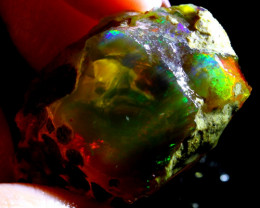 97ct Ethiopian Crystal Rough Specimen Rough / XX67