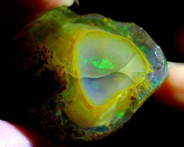 116ct Ethiopian Crystal Rough Specimen Rough / XX68