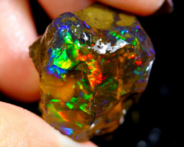37ct Ethiopian Crystal Rough Specimen Rough / XX73
