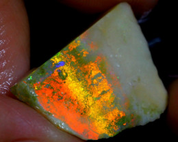 10.50cts Matrix Andamooka Opal Rough / HJ298