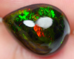 3.90 CRT BRILLIANT SMOKED BROAD FLASH FLORAL WELO OPAL-