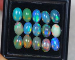 4.50Ct Natural Ethiopian Welo Opal Lot JA1324
