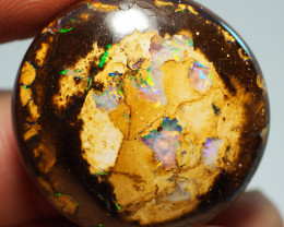 52.15CT GEM YOWAH OPAL WITH AMAZING PATTERN NN453