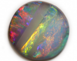4.3CT Boulder Opal Stone RAINBOW COLOURS  [CS25]