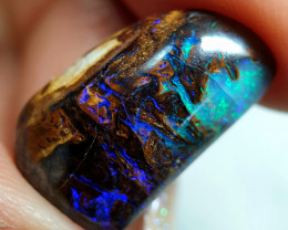 7.50 cts Boulder Opal Yowah Stone F25