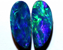 1.80 CTS   OPAL DOUBLET   PAIR LO-5172