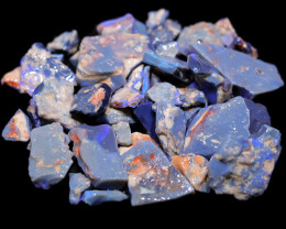 1340.00 CTS GAMBLE  COLOURFUL ROUGH PARCEL FROM LIGHTNING RIDGE[BRP201]