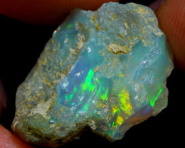 10cts Ethiopian Welo Rough Opal HJ392