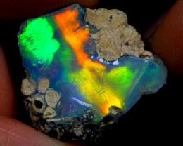 8cts Ethiopian Welo Rough Opal HJ395