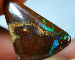 6.35 cts Boulder Opal Yowah Stone F4
