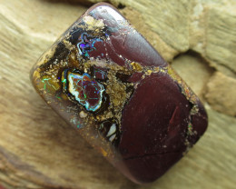 36cts, BOULDER MATRIX OPAL~WHOLESALE!