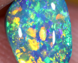 1.50CTS BLACK  OPAL [bb4]J.Mac