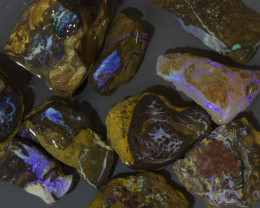 431 CTS BEAUTIFUL BOULDER OPAL ROUGH