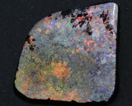 12.25ct  -6#  -  Andamooka Matrix Opal Rough-Treated [22931]