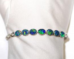 Australian Triplet Opal Bracelet [CB01]