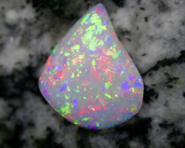 3.6ct HIGHEST QUALITY FULLY SATURATED EXTREEM 3D NONDIRECTIONAL 2-sided  OP