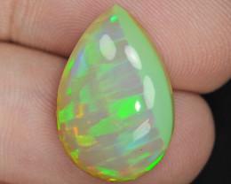 7.32  Cts Very Rare Natural Ethiopian Opal Loose Gemstone