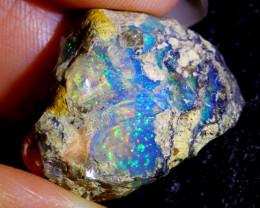 14cts Ethiopian Welo Rough Opal FA122