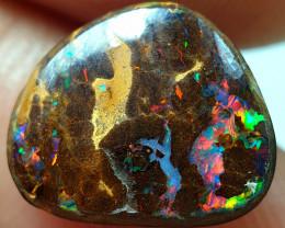 2.50 cts Boulder Opal Yowah Stone F48