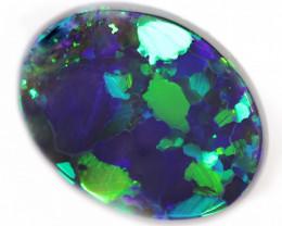 4.77CT  Black Opal BOTH SIDE FACE Stone [CS42]